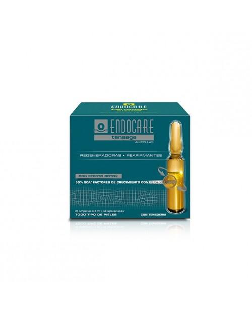 Endocare Tensor Facial 10 Ampollas x 2 ml