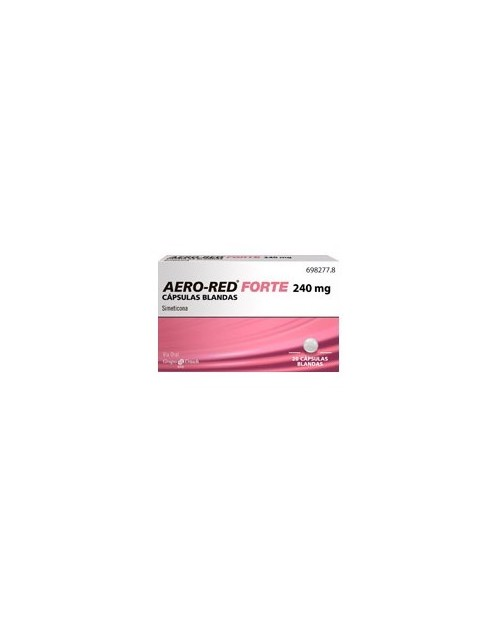 aero red forte (240 mg 20 capsulas blandas )
