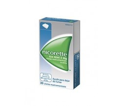 NICORETTE ICE MINT (2 MG 30 CHICLES )